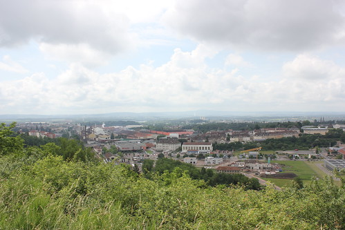 lecreusot creusot francja france burgundia burgundy bourgogne widok krajobraz sceneria view landscape scenery