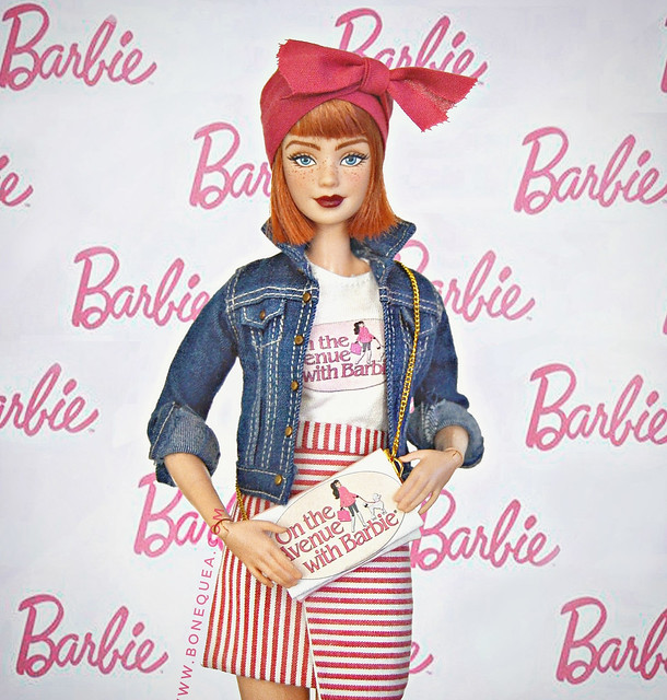 On the Avenue with Barbie, NBDCC 2018