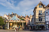 Troyes France by 1001 Rabbits on a short break