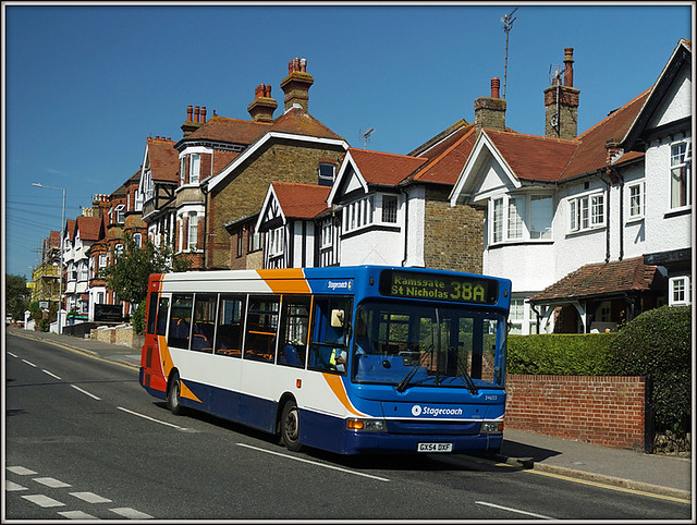 Stagecoach 34655 Broadstairs