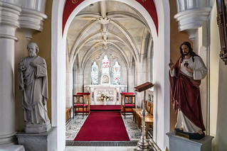 CHURCH OF THE SACRED HEART FERRYBANK WATERFORD [THE INTERIOR]-142537