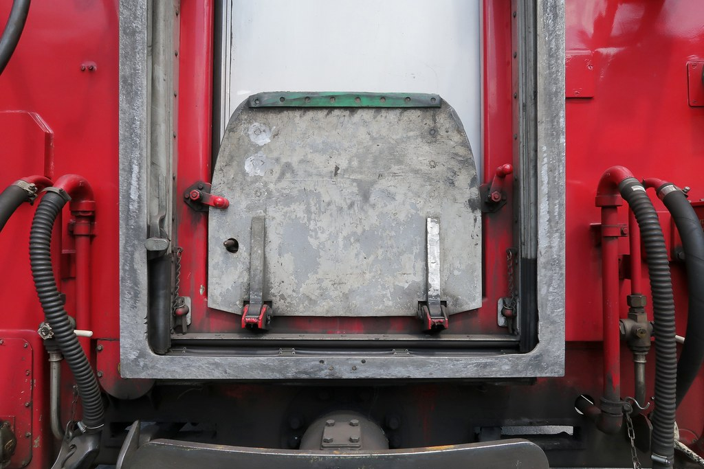 RhB Carriage - Door Lock EW 1 (Intro) | Now a few details ab