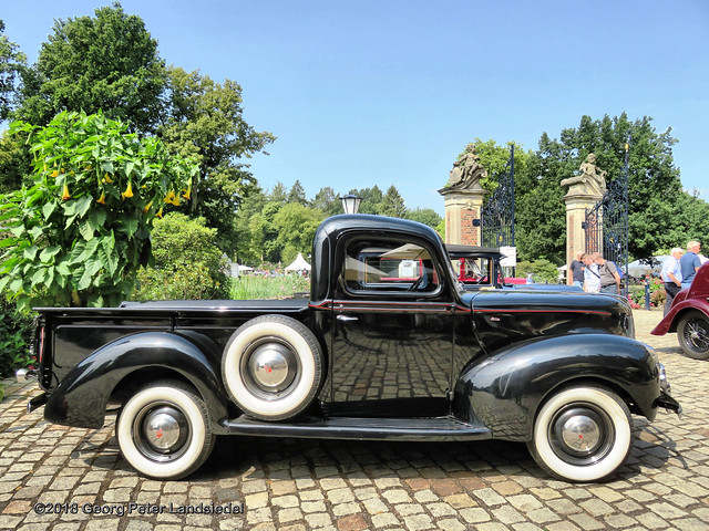 Ford Pick Up Typ 48, 1940