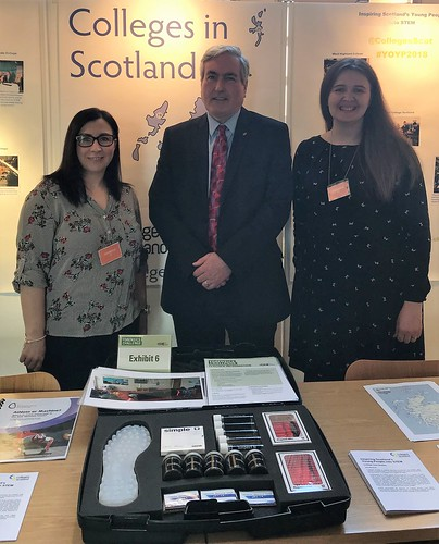 Supporting Colleges Scotland | by Iain Gray MSP