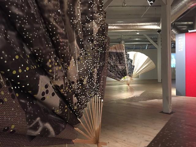 Kristina Müntzing ställer ut på Arbetets museum