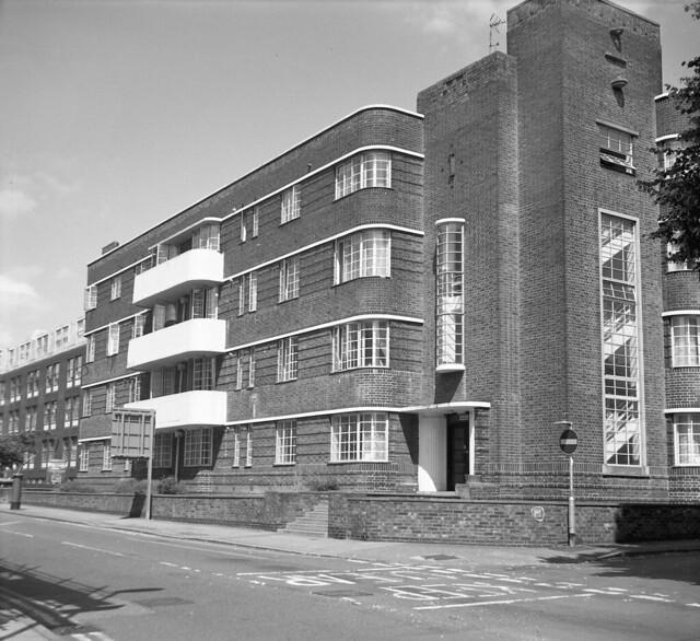 Bedford Mansions, Northampton