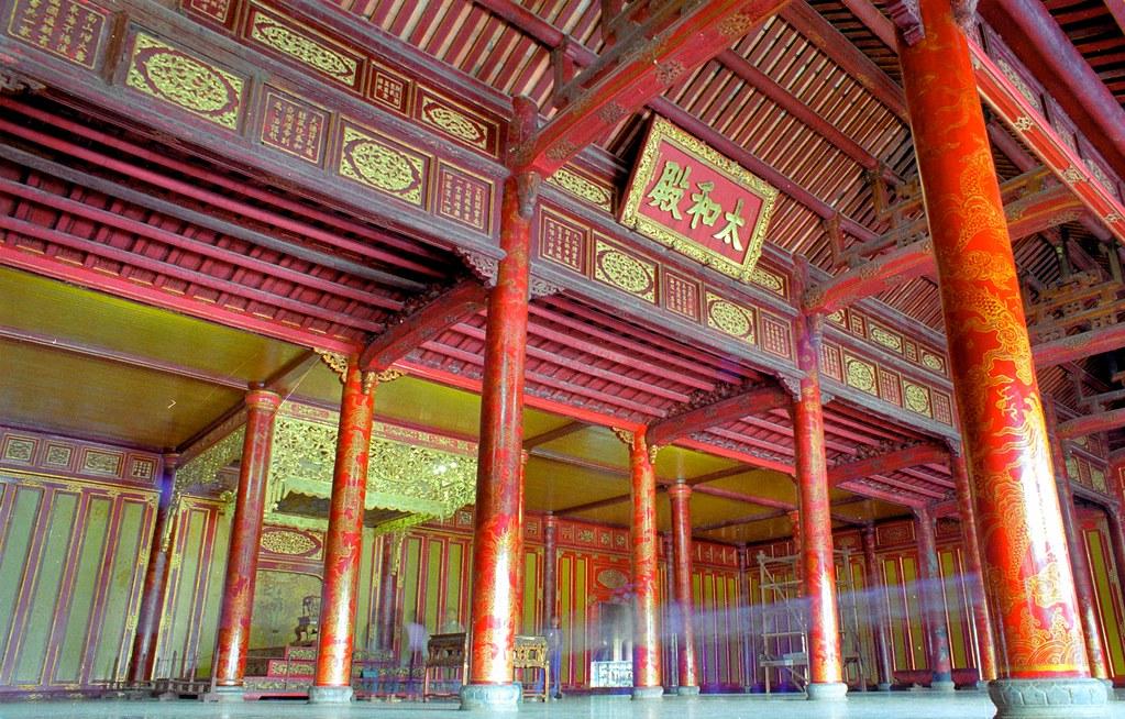 viet_centre_021 : la Citadelle @ Hue, Vietnam
