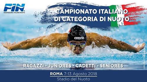 CAMPIONATI ITA - J/S/C '18