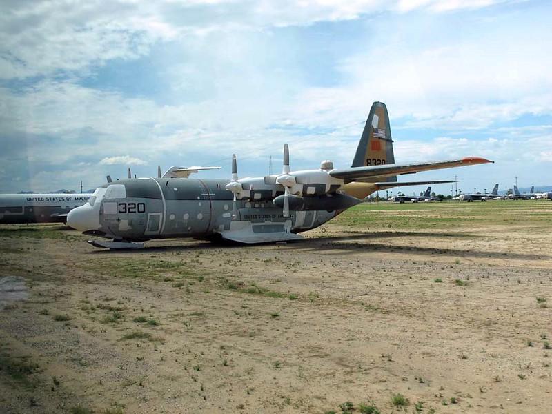 Lockheed LC-130 Hercules 1
