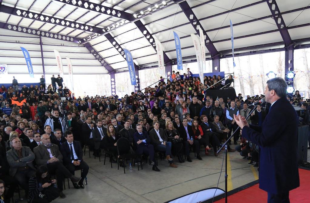 2018-08-02 Inauguración de Obras de Techado e Iluminación Cancha de Hockey sobre Patines Club Colonias Unidas Richet y Zapata