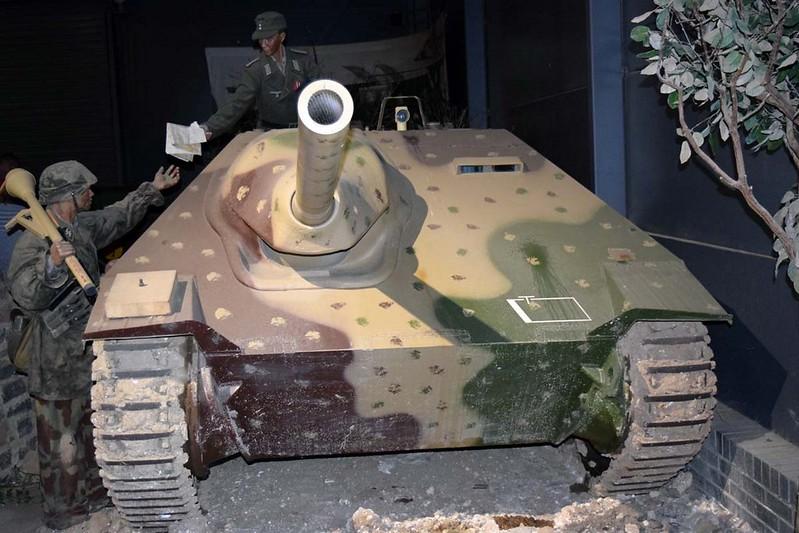 Traqueurs Jagdpanzer 38(F) 1