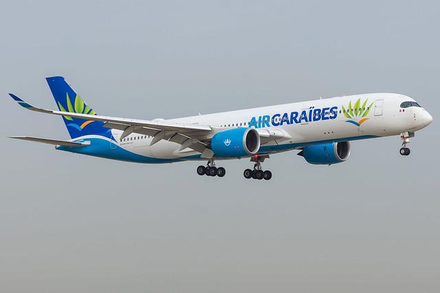 Air Caraibes / A359 / F-HNET / LFPO