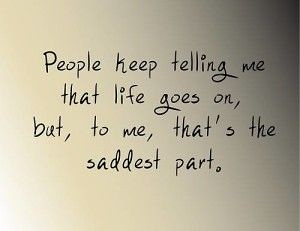 Sad Love Quotes I Hate To Go On Without Her Love Flickr