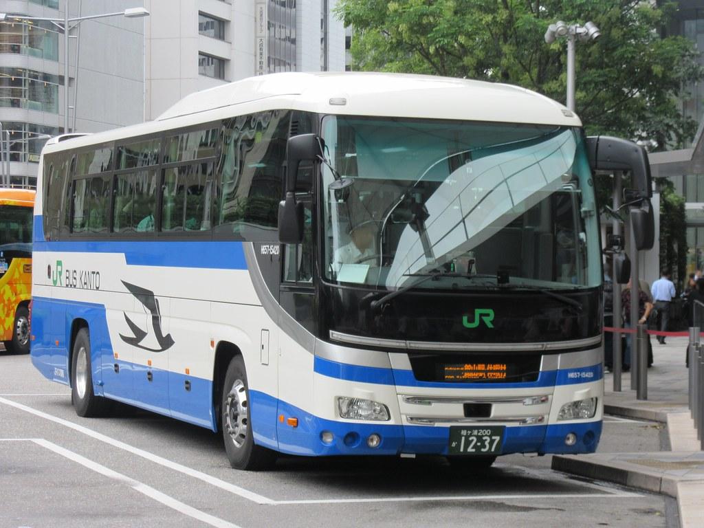 関東 jr バス ダイヤ改正・運賃関係