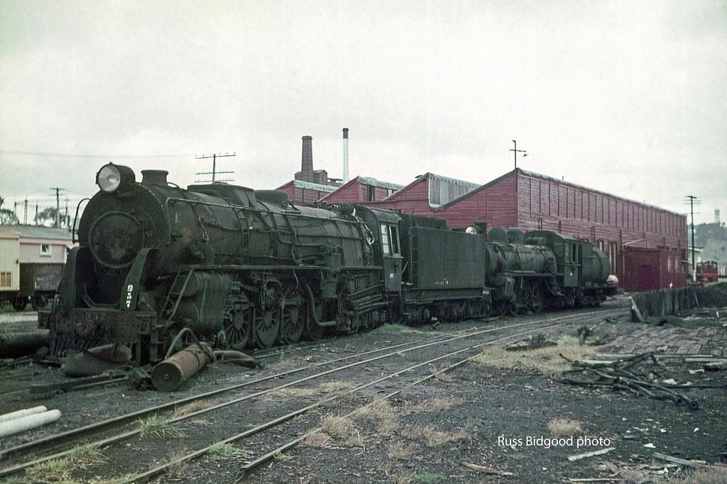 New Zealand Railways 221