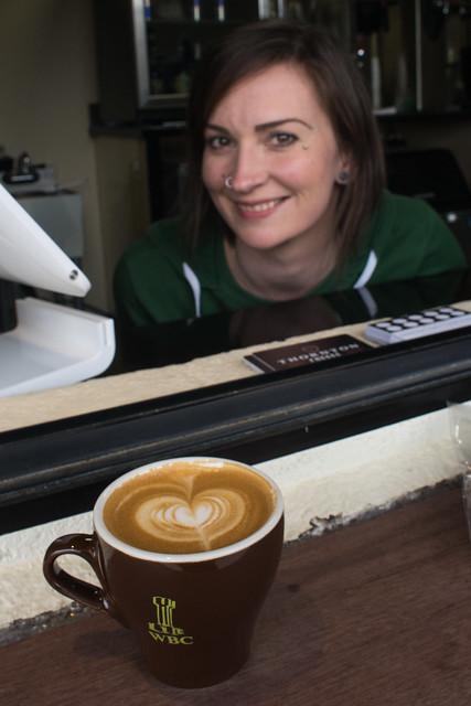 cappuccino by rachel