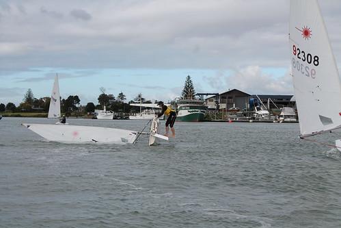Deborah Killen capsized