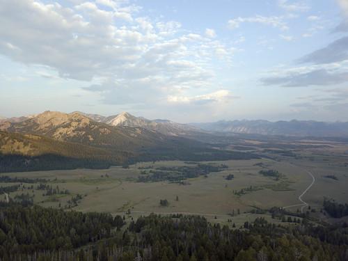 sawtoothmountains idaho galena dji mavicpro landscape