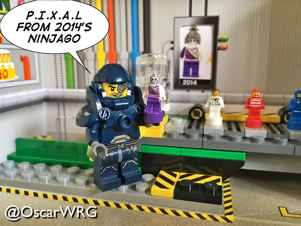 Legogalaxypatrol Lego Nanofigures Nanofigure Minifi Flickr