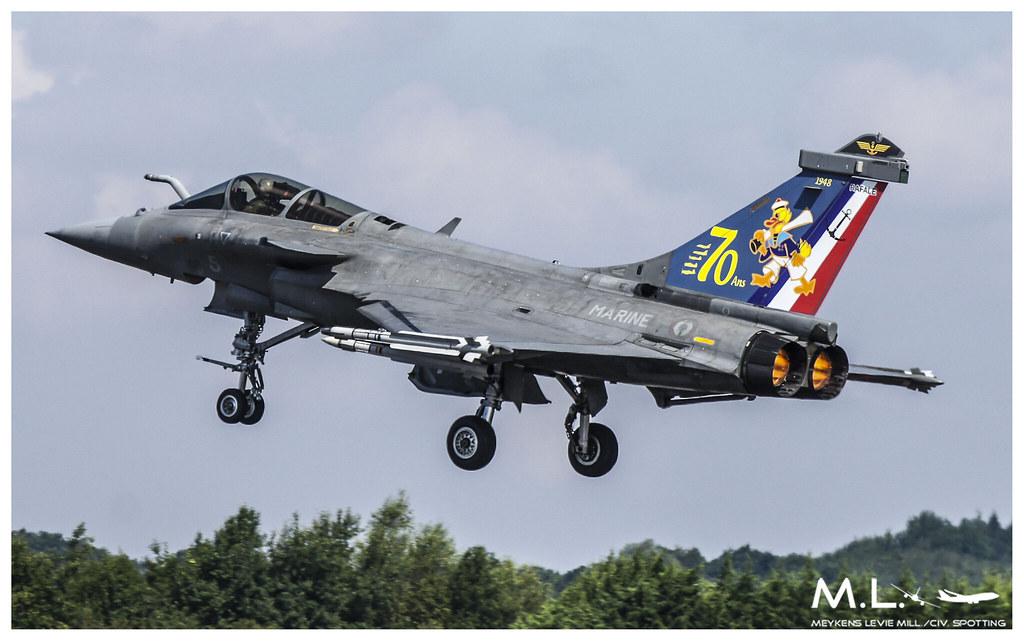 Marine Nationale (French Navy) Dassault Rafale M 5   Flickr
