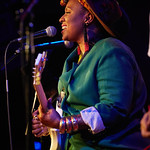 Mon, 09/07/2018 - 9:10pm - Deva Mahal and her band at City Winery in New York City, 7/9/18. Hosted by Rita Houston. Photo by Gus Philippas/WFUV