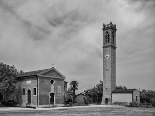 Church and bell tower | by Riccardo Palazzani - Italy