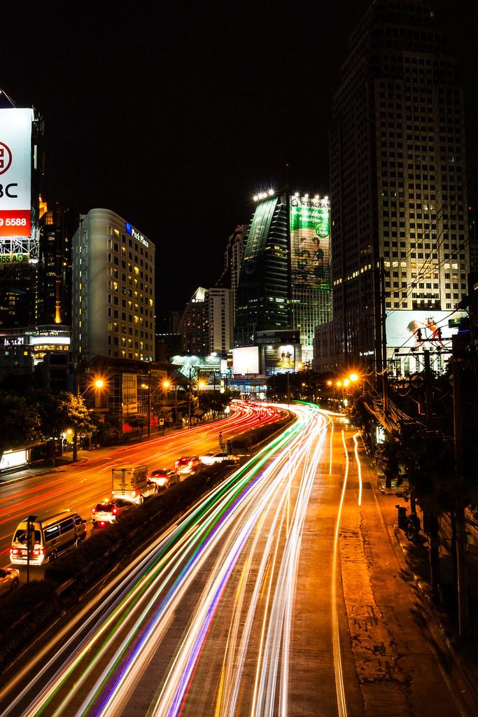 Asoke light stream/ Bangkok