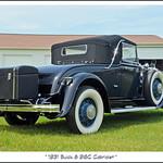 1931 Buick 8 96C Cabriolet