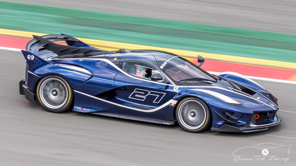 Supercars Gallery La Ferrari Fxx K