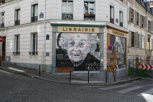 Germaine Tillion | by Jürgo
