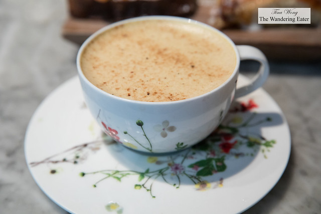 Tumeric chai