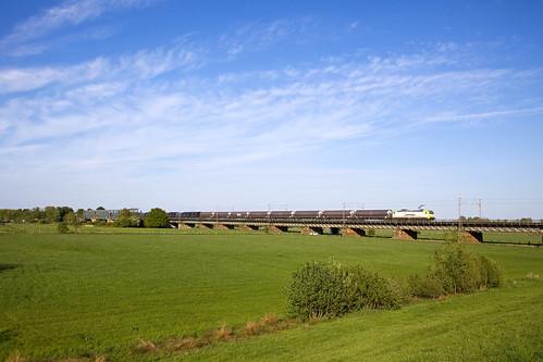dreye niedersachsen railroad captrain br185