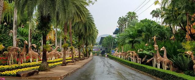 Nong Nooch Village and Tropical Garden