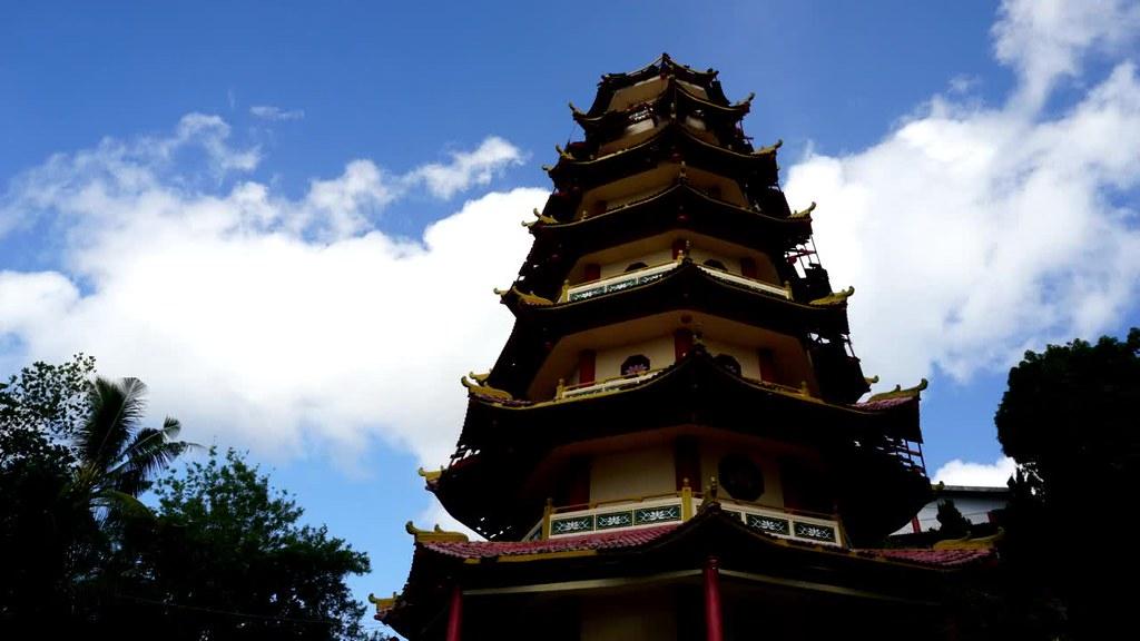 Sapta Ratna Pagoda, Sorong