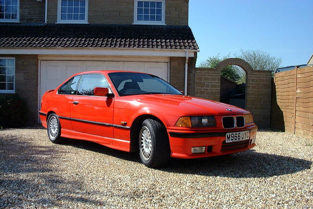 BMW E36 325i Coupe   James Thorburn   Flickr