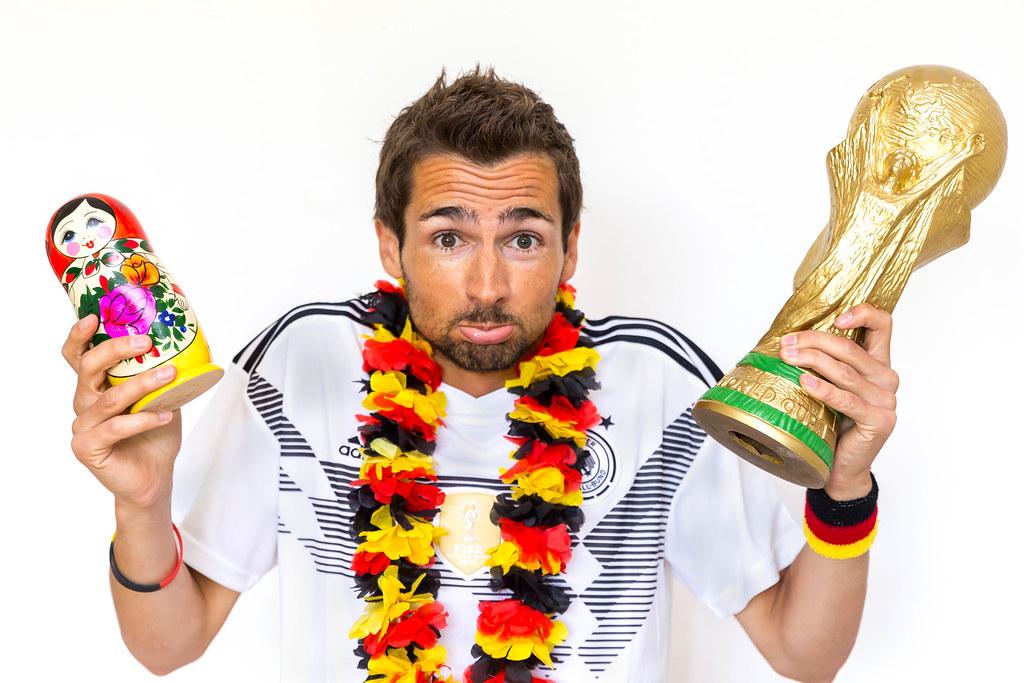 Matrjoschka Oder Wm Pokal Hauptsache Eine Gute Fussball Wm