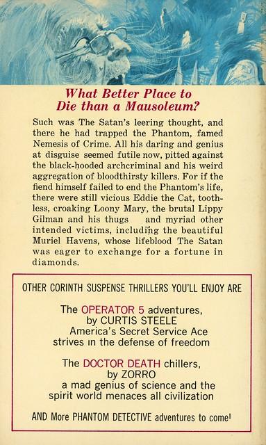 Regency Suspense Novels 119 - Robert Wallace - Stones of Satan (back)