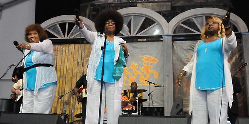 New Orleans Classic R&B Legends feat. The Dixie Cups. Photo by the Dixie Cups.
