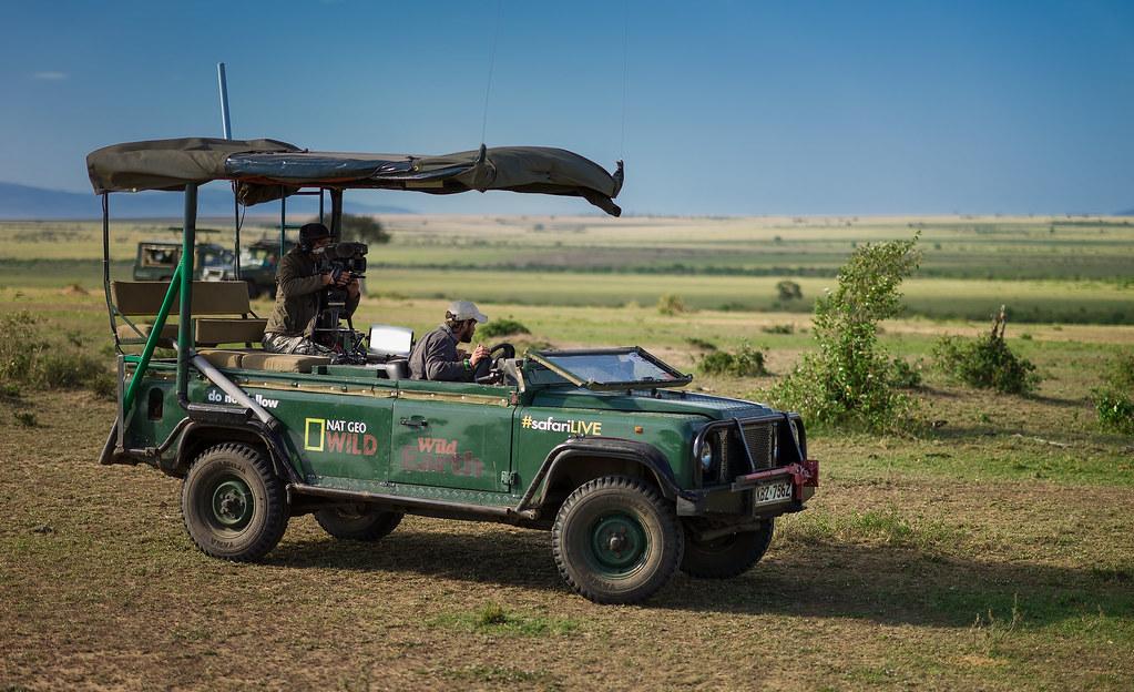 nat geo safari live | Kenya , Mara Leica 006 , 100mm semcron