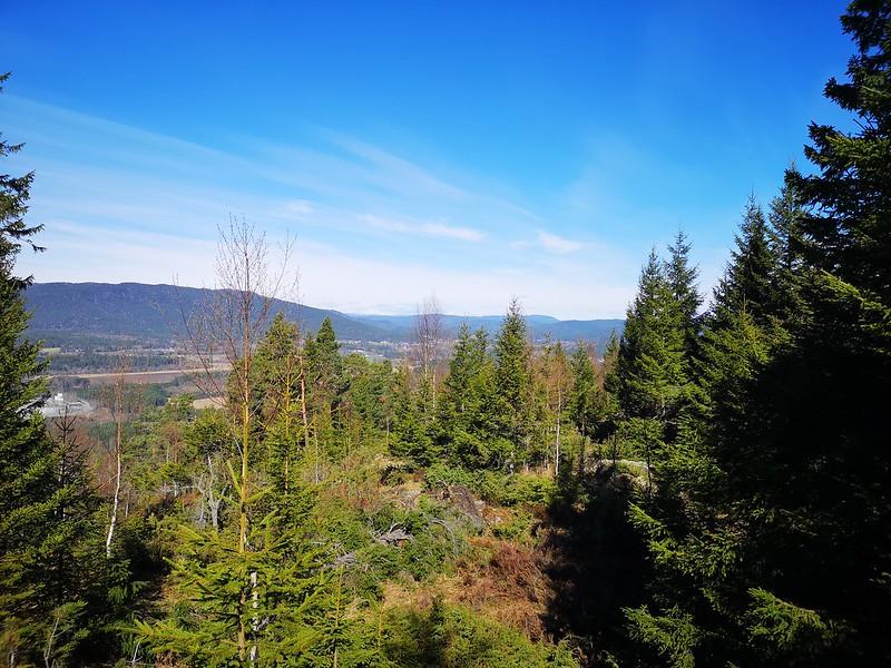 05-Utsikt nordvestover fra Kjøkkenåsen
