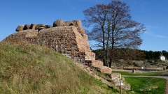Remains of the Russian Castle