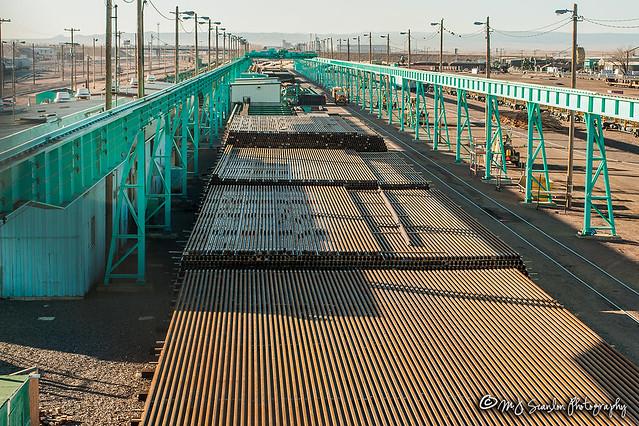 New Rail | UP Laramie Yard