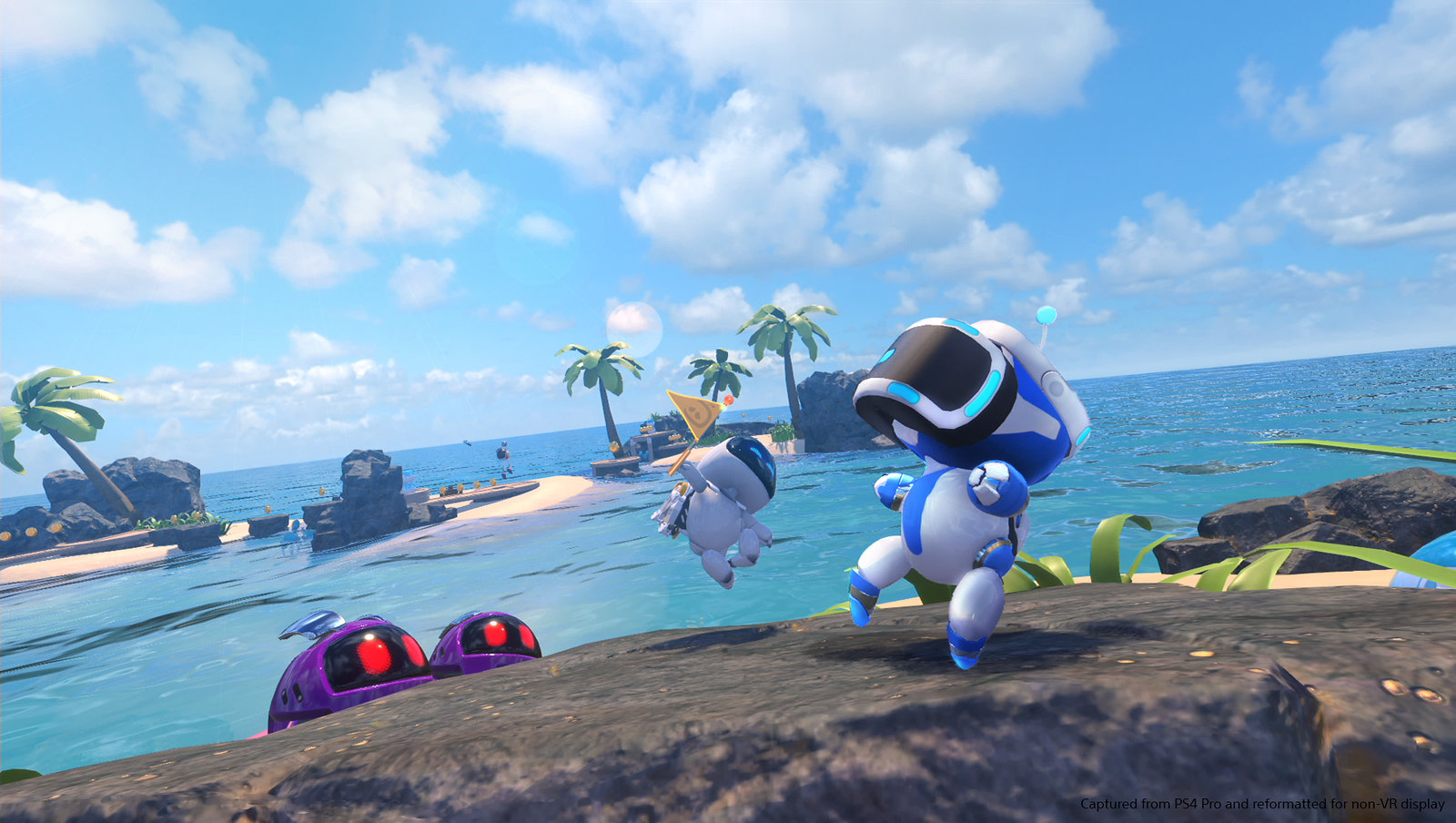 Astro Bot Rescue Mission for PS VR