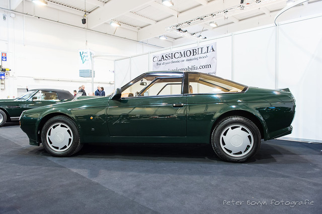 Aston Martin V8 Vantage Zagato Coupé - 1987