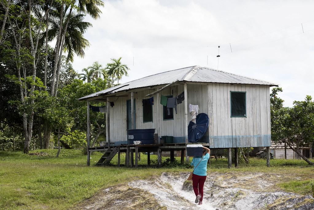 Mês de Vacinação dos Povos Indígenas (MVPI) - DSEI Médio Rio Purus