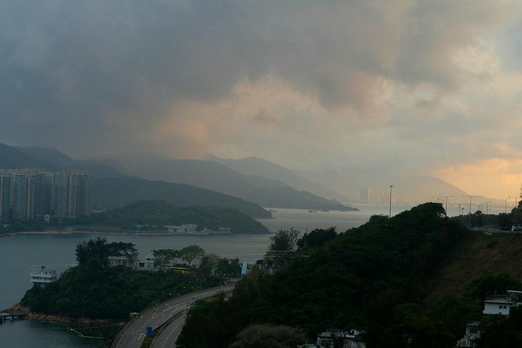 大嶼山傍晚的雲霞 | TSOriginaux...