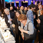 Fri, 11/05/2018 - 5:41pm - Annual fundraising party for WFUV Public Radio, at Milk Studios in Manhattan, 5/11/18. Photo by Gus Philippas