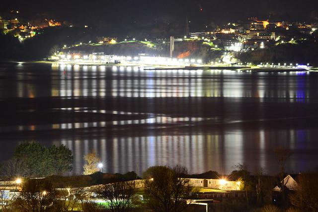 Sandown Bay Reflections