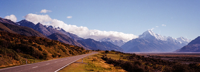 State Highway 80, New Zealand