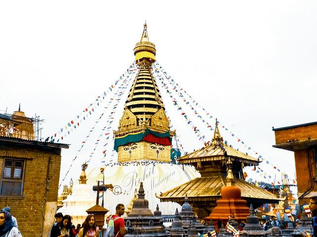Swoyambhu Nath Temple